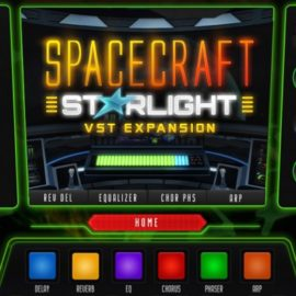 IndustryKits SpaceCraft StarLight VST Expansion [WIN-MAC]