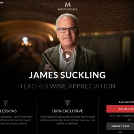 MasterClass James Suckling Teaches Wine Appreciation Free Download