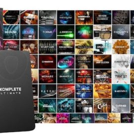 Native Instruments KOMPLETE 12 Ultimate [Online install + Patch] (Mac OS X)