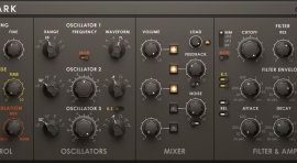 Native Instruments Monark v1.3.1 [WIN-MAC]