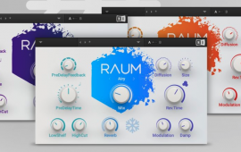 Native Instruments Raum v1.0.0 Free Download