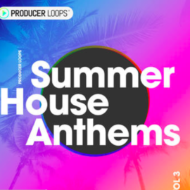 Producer Loops Summer House Anthems Vol.3 REX MiDi