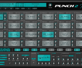Rob Papen Punch2 v1.0.1a Free Download