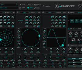 Rob Papen XY-Transfer v1.0.0 Free Download