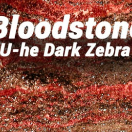 Heartwood Soundware Bloodstone for u-he Dark Zebra