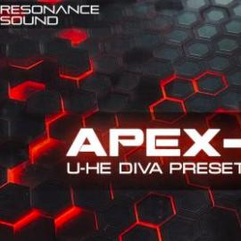 Resonance Sound CFA-Sound APEX-1 Diva Presets