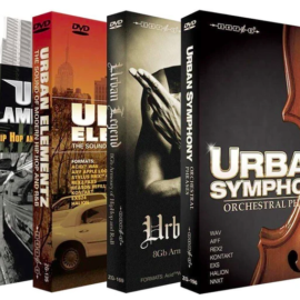 Zero-G Urban Bundle KONTAKT