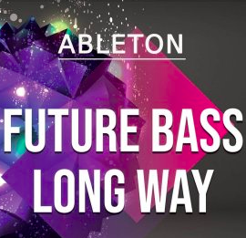 WA Production Future Bass Long Way TEMPLATE FOR ABLETON LiVE + WAV MiDi XFER SERUM PRESETS