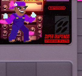 Super Traptendo XP + Bonus MIDI Kit