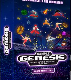 Sound Oracle Sound Kits Sample Genesis (Deluxe Edition) WAV MiDi