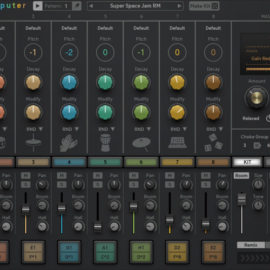 Sugar Bytes DrumComputer v1.0.0 [WIN-MAC]