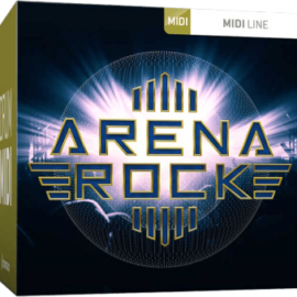 Toontrack Arena Rock MiDi [WiN-MAC]
