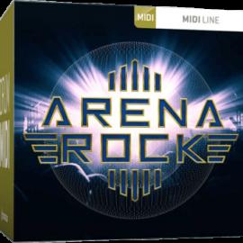 Toontrack Arena Rock MiDi [WiN-MAC]