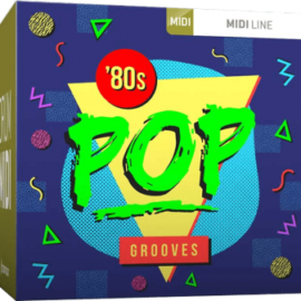 Toontrack Eighties Pop Grooves MiDi [WiN-MAC]