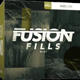 Toontrack Fusion Fills MiDi WiN MAC [WIN-MAC]