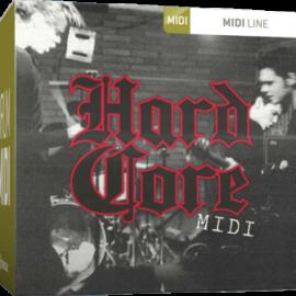 Toontrack Hardcore MiDi [WiN-MAC]
