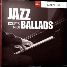 Toontrack Jazz Ballads EZkeys MiDi [MAC]