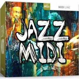 Toontrack Jazz MiDi [MAC]