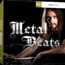 Toontrack Metal Beats MiDi [MAC]