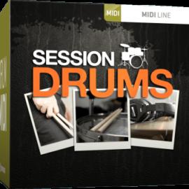 Toontrack Session Drums MiDi [MAC]