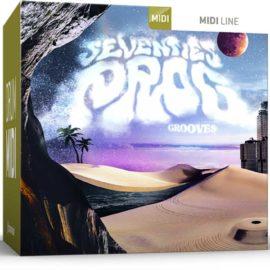 Toontrack Seventies Prog Grooves MiDi WiN MAC