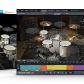 Toontrack Superior Drummer 3 Library Update v1.1.3 [WIN]