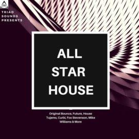 Triad Sounds All Star House WAV MiDi