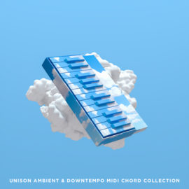 Unison Ambient & Downtempo MIDI Chord Collection