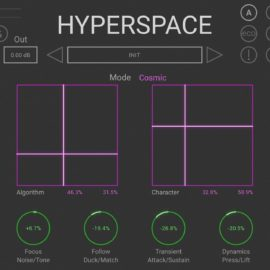 United Plugins Hyperspace v.1.7 Free Download [Mac OS X]