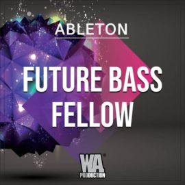 WA Production Future Bass Station ABLETON LiVE TEMPLATE WAV MiDi SERUM PRESETS