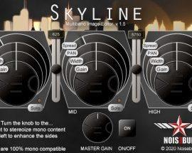 Noisebud Skyline VST VST3 AU Free Download [WIN-MAC]