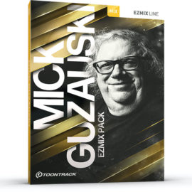 Toontrack Mick Guzauski EZmix Pack v1