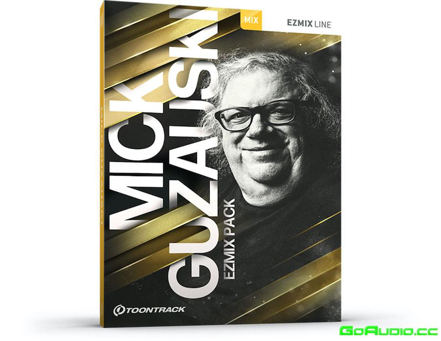 Toontrack Mick Guzauski EZmix Pack v1 free download