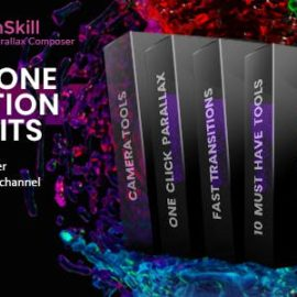 Videohive All in One Motion Transition Parallax Expression Toolkit V1.5 23443787 Download