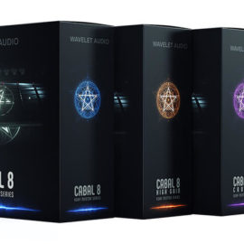 Wavelet Audio Cabal 8 Full KONTAKT