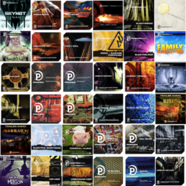 Position Music – Production Music Series All PMS001-095 (MP3)