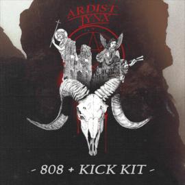 808 & Kick Kit [ Ardist x Jynx ]