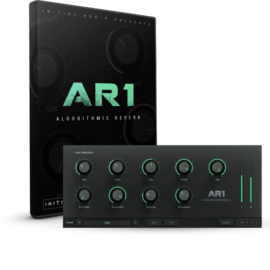 Initial Audio AR1 – REVERB EFFECT PLUGIN [WIN-MAC]