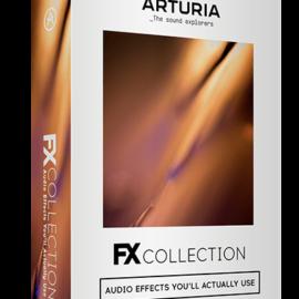 Arturia Fx Collection 19.03.2020 [Mac OS X]