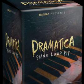 BEATS24-7 Dramatica Piano Loops WAV