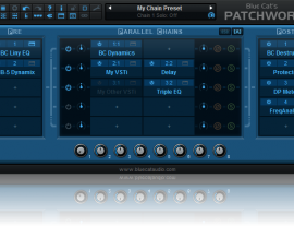 Blue Cat Audio Blue Cats PatchWork v2.42 [WiN-OSX]
