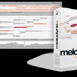 Celemony Melodyne Studio 4 v4.2.4.001 [WIN]