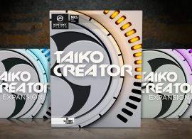 In Session Audio Taiko Creator Complete Suite Update KONTAKT