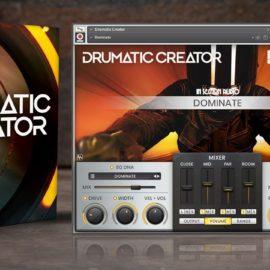 Insession Audio Drumatic Creator KONTAKT