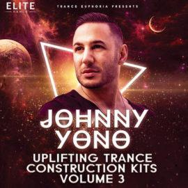 TRANCE EUPHORIA Johnny Yono: Uplifting Trance Construction Kits Vol 3
