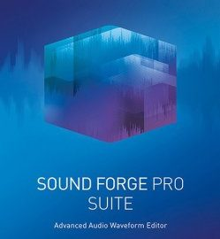 MAGIX SOUND FORGE Pro 14 Suite v14.0.0.33 Free Download