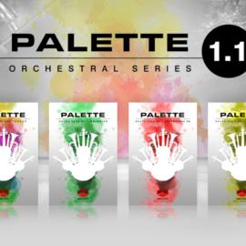 Palette Orchestral Series v1.2 Update KONTAKT
