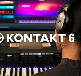 Native Instruments Kontakt 6 v6.4.0 PORTABLE [WiN]