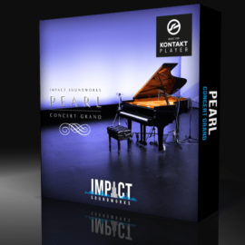 Impact Soundworks Pearl Concert Grand v2.1 KONTAKT