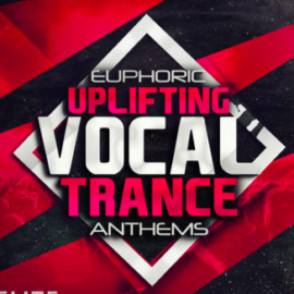 Trance Euphoria Euphoric Uplifting Vocal Trance Anthems WAV MiDi Spire NI Massive and Avenger Presets